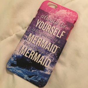 Mermaid iPhone 6 Case